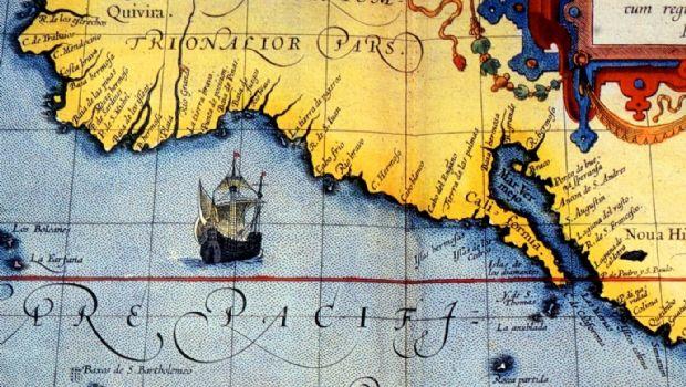 Más allá de la Antigua California: la navegación de Juan Rodríguez Cabrillo