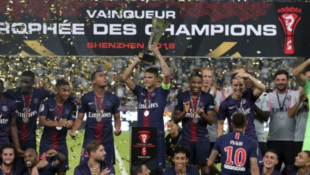 Conquista PSG la Supercopa de Francia