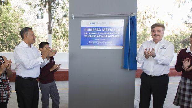 Se invierten más de 900 mdp en infraestructura educativa, cultural y deportiva en BC: Kiko Vega