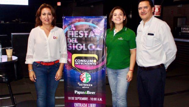 Invitan a Fiesta  del Siglo 2018