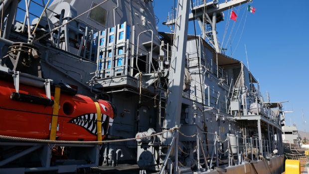 Visitó Ensenada navío USS Scout