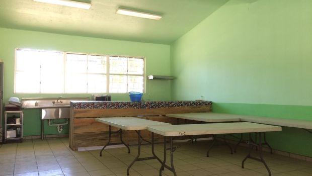 Piden a DIF dejar  comedor escolar