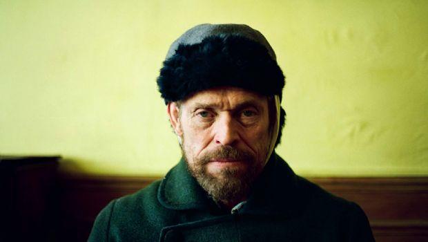 Willem Dafoe es un gran Van Gogh en la Mostra