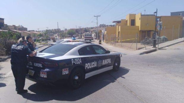 Muere hombre atropellado en Los Encinos