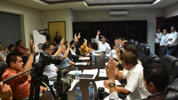 Autoriza Cabildo 40 obras  más del Ramo 33-2018