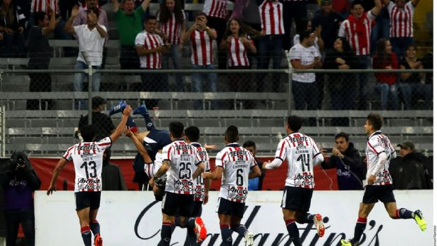 Sueña Chivas con  medirse al Madrid