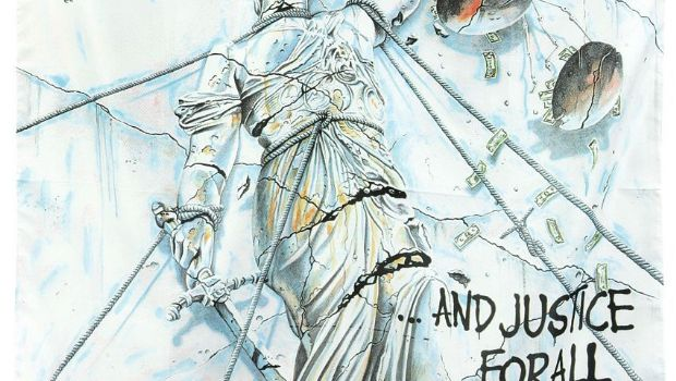 Metallica reedita ...And Justice For All