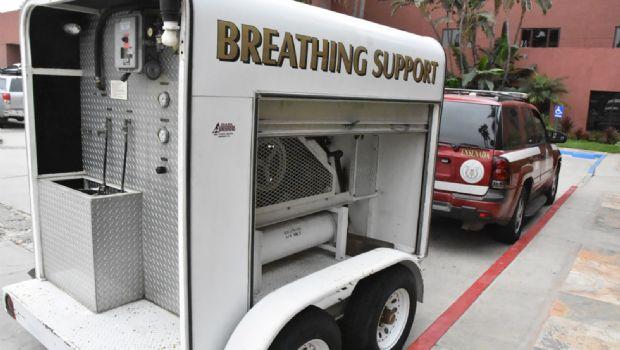 Apoyan empresas  a bomberos locales
