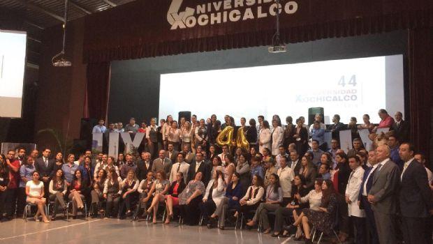 Celebra Xochicalco 44 años de fundación