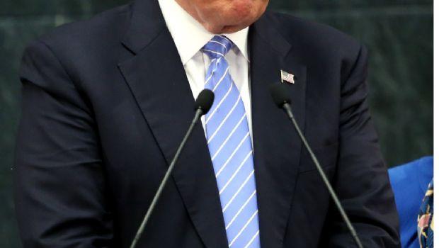Enloquece Trump