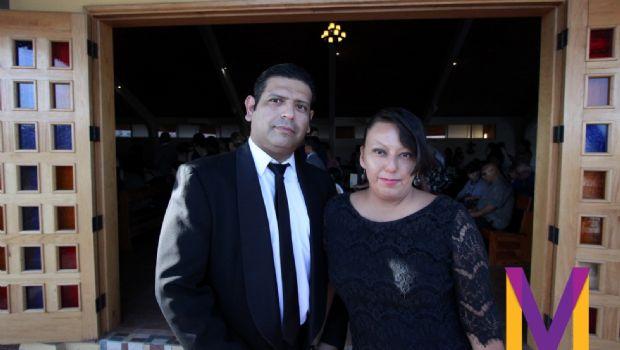 Vanya y Christian unieron sus vidas
