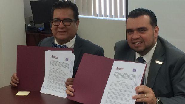 Realizan convenio  Xochicalco y CME