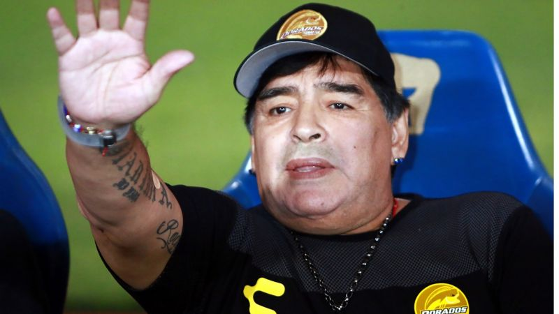 Va Maradona por Final de Ascenso