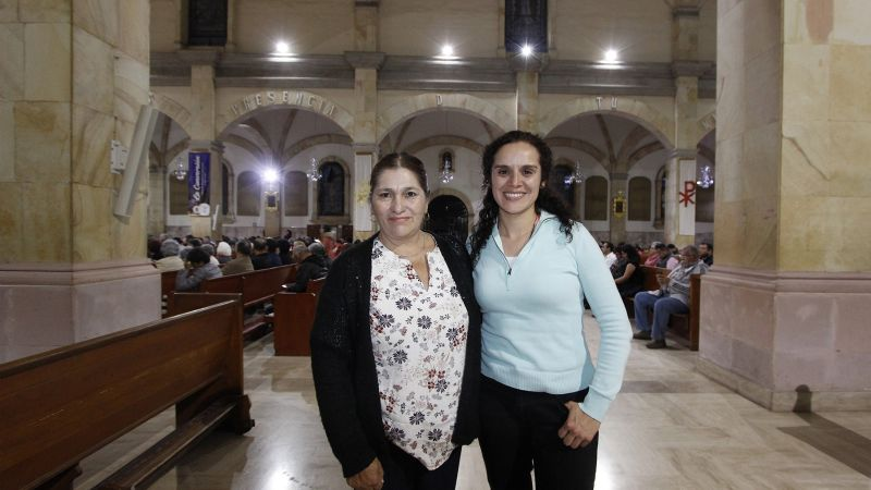 Glorias en la catedral