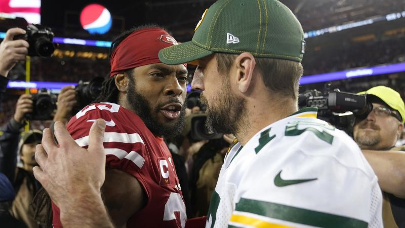 Rodgers contra Sherman en Final
