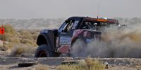 "Ray Griffith ganó la ""pole"" en la clase Trophy Truck Spec."